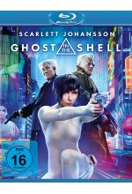Ghost in the Shell Blu-ray-Cover