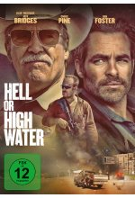 Hell or High Water DVD-Cover
