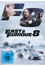 Fast & Furious 8 DVD-Cover
