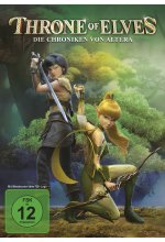 Throne of Elves - Die Chroniken von Altera DVD-Cover