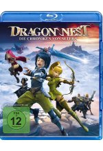 Dragon Nest - Die Chroniken von Altera Blu-ray-Cover