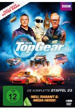 Top Gear - Season 23  [3 DVDs] DVD-Cover