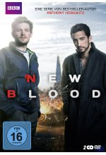 New Blood  [2 DVDs] DVD-Cover