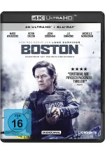 Boston  (4K Ultra-HD) (+ Blu-ray) Cover