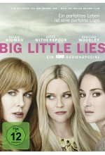 Big Little Lies - HBO-Serienspecial  [3 DVDs] DVD-Cover
