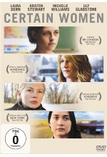 Certain Women DVD-Cover