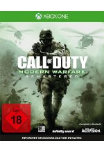 Call of Duty 4 - Modern Warfare Remastered Cover