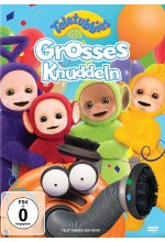 Teletubbies - Grosses Knuddeln DVD-Cover