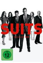Suits - Season 6  [4 DVDs] DVD-Cover