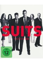Suits - Season 6  [4 BRs] Blu-ray-Cover