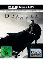 Dracula Untold  (4K Ultra HD) (+ Blu-ray) Cover