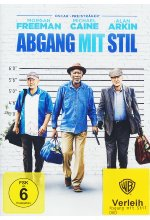 Abgang mit Stil DVD-Cover