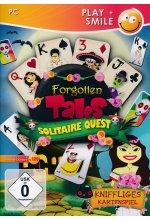Forgotten Tales: Solitaire Quest Cover
