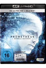Prometheus - Dunkle Zeichen  (4K Ultra HD) (+ Blu-ray) Cover