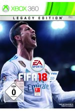FIFA 18 - Legacy Edition Cover