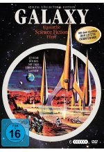 Galaxy Science-Fiction Classic Deluxe-Box  [6 DVDs] DVD-Cover