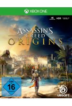 Assassin's Creed Origins Cover