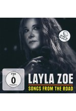 Layla Zoe - Songs from the Road  (+ CD) DVD-Cover