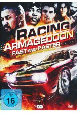 Racing Armageddon Box - Fast and Faster  [2 DVDs] DVD-Cover