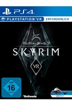 The Elder Scrolls V: Skyrim VR (PlayStation VR) Cover