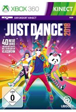 Just Dance 2018 (Kinect) Cover