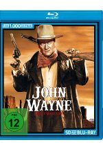 John Wayne - Great Western (SD auf Blu-ray) Blu-ray-Cover