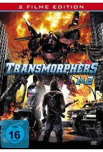 Transmorphers 1&2 DVD-Cover