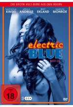 Electric Blue - Best of  [3 DVDs] DVD-Cover