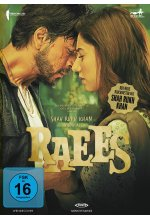 Raees DVD-Cover