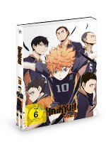 Haikyu!! Vol.3/Episode 13-18  [2 DVDs] DVD-Cover