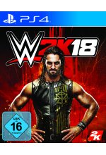 WWE 2K18 Cover