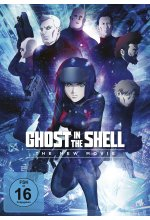 Ghost in the Shell - The New Movie DVD-Cover