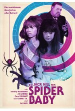 Spider Baby  (+ DVD) [LE] Blu-ray-Cover