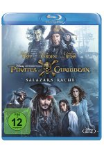 Pirates of the Caribbean 5 - Salazars Rache Blu-ray-Cover