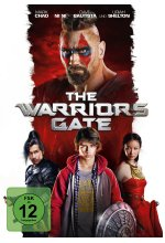 The Warriors Gate DVD-Cover