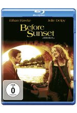Before Sunset Blu-ray-Cover