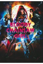 Bloody Chainsaw Girl (OmU) - Uncut/Mediabook  (+ DVD) [LE] Blu-ray-Cover