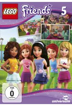LEGO - Friends 5 DVD-Cover