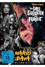 Die drei Gesichter der Furcht - Mario Bava - Collection #5  (+ DVD) (+ Bonus-DVD) [CE] Blu-ray-Cover
