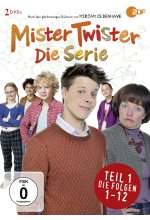 Mister Twister - Die TV-Serie - Vol. 1  [2 DVDs] DVD-Cover