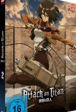 Attack on Titan - DVD 2  [LE] DVD-Cover