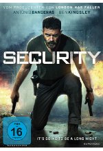 Security - It's going to be a long night DVD-Cover