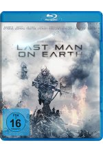 Last Man on Earth Blu-ray-Cover