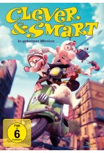 Clever & Smart - In geheimer Mission DVD-Cover