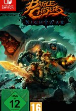 Battle Chasers: Nightwar Cover