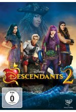 Descendants 2 DVD-Cover