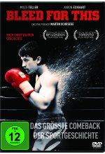 Bleed for This DVD-Cover