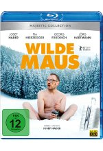Wilde Maus - Majestic Collection Blu-ray-Cover