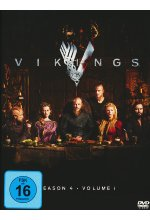 Vikings - Season 4.1  [3 DVDs] DVD-Cover