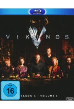 Vikings - Season 4.1  [3 BRs] Blu-ray-Cover